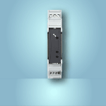 DIN Rail Current Voltage and Resistance loop powered transmitter and Datalogger