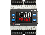 DRR244 PID Controller, DIN Rail Mount